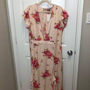 ASOS Tall Floral Maxi Dress